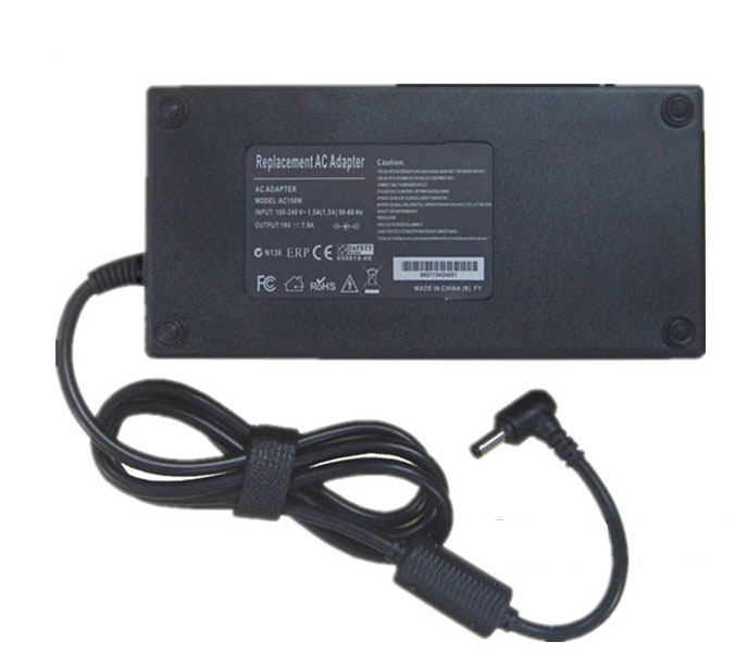 MSI GT780R-221US Gaming AC Adapter 150w
